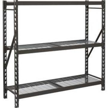 American Warehouse Storage Heavy Duty Teardrop Pallet Shelf