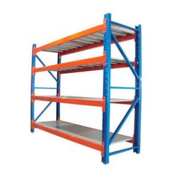 Warehouse Industrial Storage Steel Pallet Carton Gravity Flow Rack with Rollers
