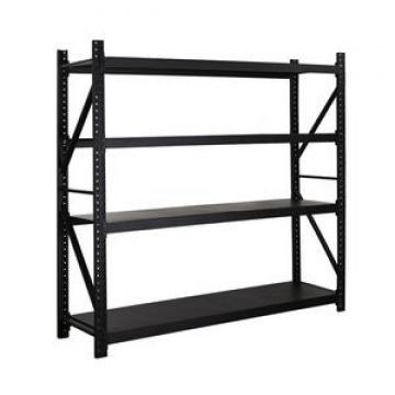 Heavy Duty Pallet Storage Drive Through Shelving for Industrial Warehouse