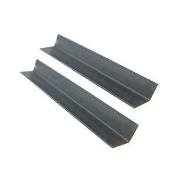 Factory Direct Sales Structural Hot Rolled Galvanized Slotted Equal Angle Steel