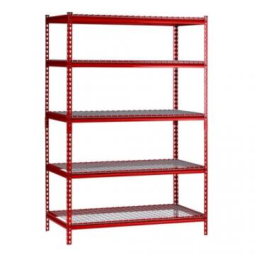 Galvanized Metal Storage Shelving Unit (9040-175)