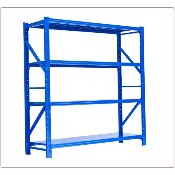 Easy Assembly Metal Flooring Electric Power Cable Storage Pipe Rolling Rack